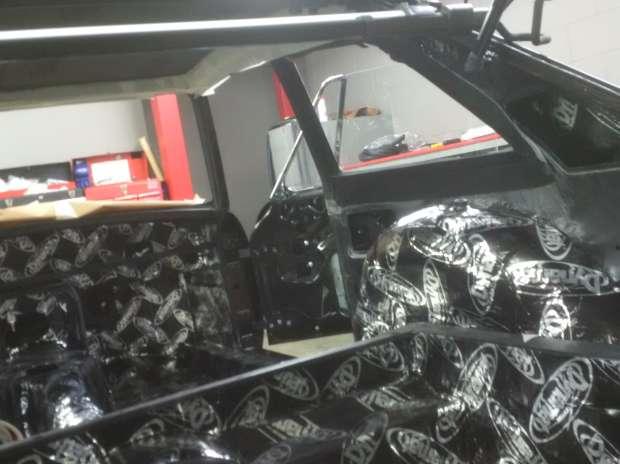 MG Abingdon Edition Speed Back