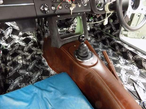 MG B GT31