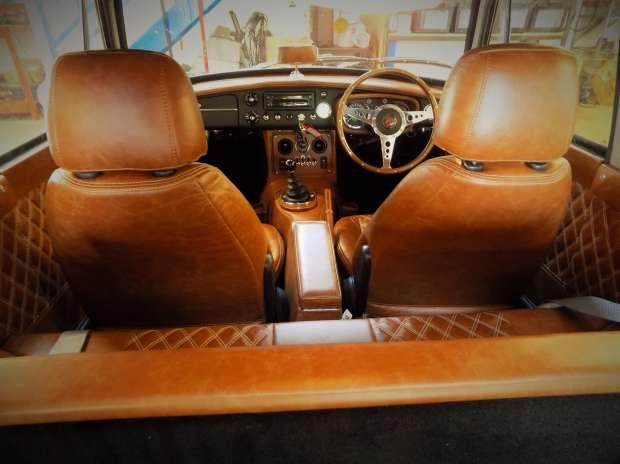 MG BGT 32 Coupe