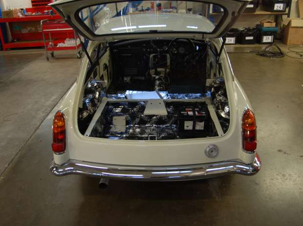 MG LE50 024/050 'PLUS'