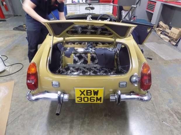 MG MIDGET 1300
