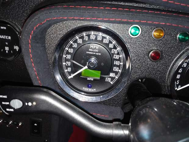 MG LE50 018/050 'PLUS'