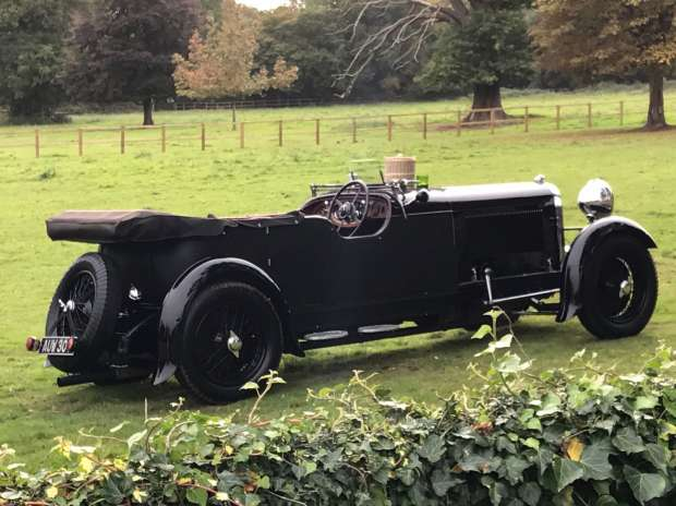Lagonda 3 litre Tourer