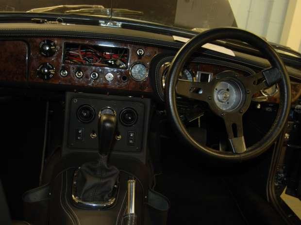 MG MGB V8 Roadster